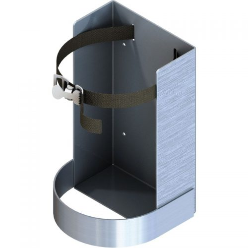 Nitrogen Tank/C02 Holder w/ Nylon Strap