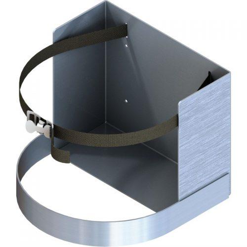 5 Gallon Bucket Holder w/ Nylon Strap