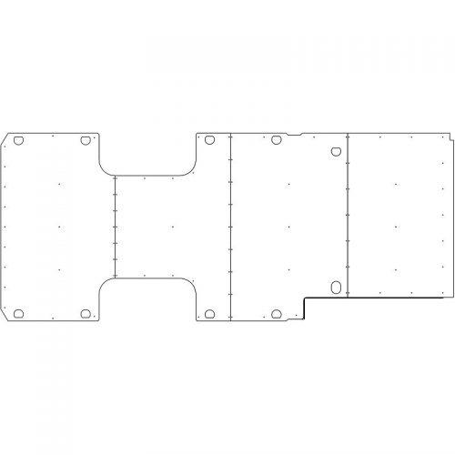 Sprinter Flooring 170WB Std. DRW