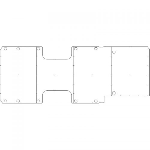 Sprinter Flooring 170WB Ext. DRW