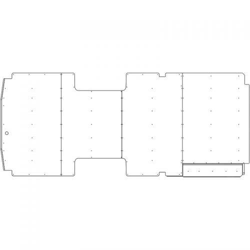 Transit Flooring 148WB Ext. DRW