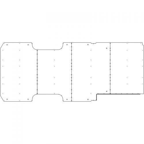 Sprinter WORKER Flooring 170WB Std. SRW