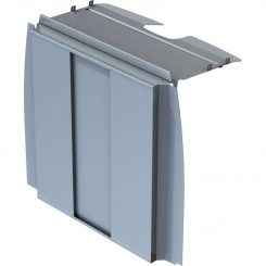 Sprinter Std. Partition High Roof w/ Overhead Shelf