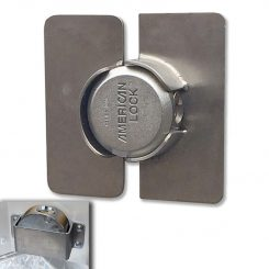 Puck Lock Kit - Transit - Passenger/Sliding Door
