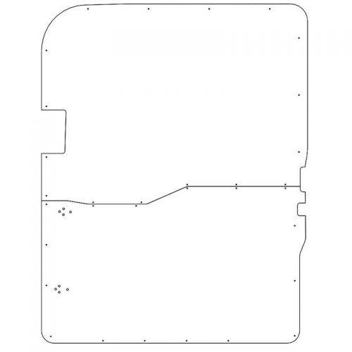 Transit Interior Sliding Door Panels MR/HR Full
