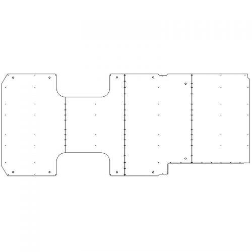 Sprinter WORKER Flooring 170WB Std. DRW