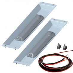 LED Light Kit - Sprinter 170WB Std. & Ext. - Double