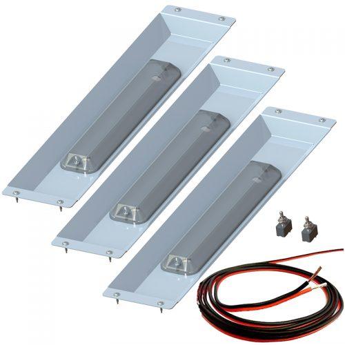 LED Light Kit - Transit 148WB - Triple