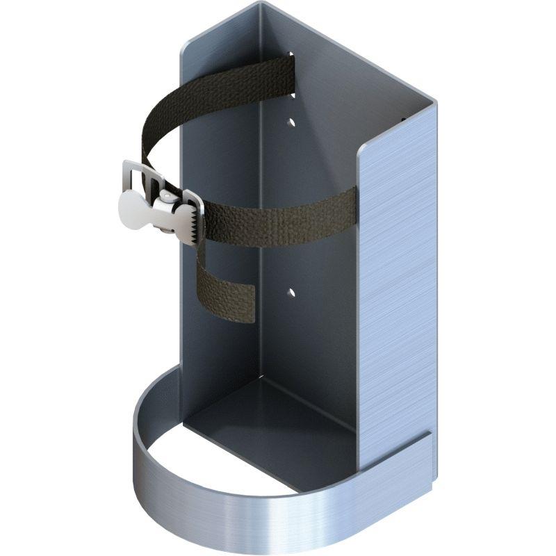"Fire Extinguisher Holder 4-5/8""Nylon Strap (Common Size)#010023"