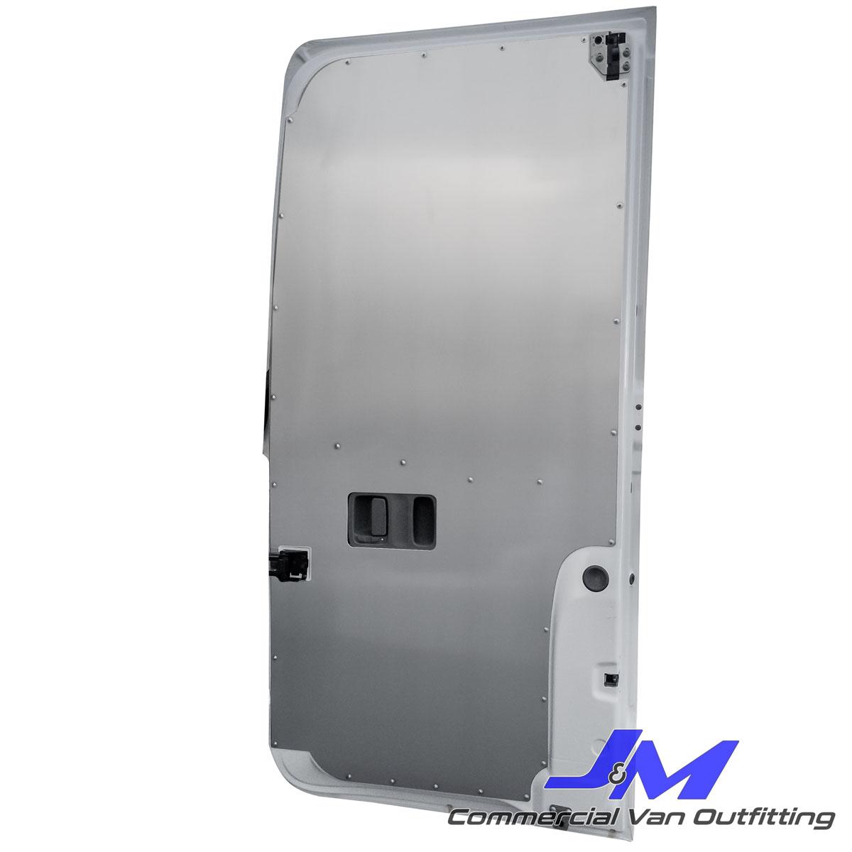 2007-18 Sprinter Door PanelLow Roof Rear Full PassengerSKU: 050074