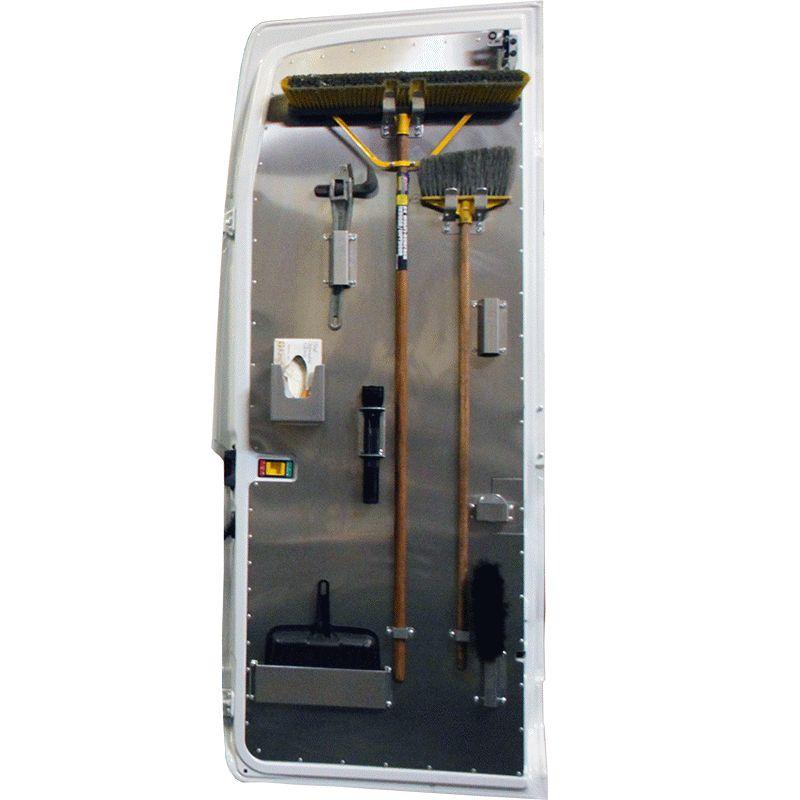 Ford Transit Door PanelHigh Roof Rear Full PassengerTool MountSKU: 050157