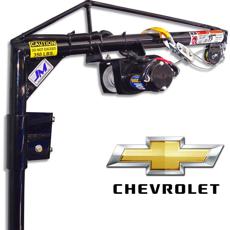 Chevy Cargo VanRear DoorElectric Hoist KitSKU: 130012