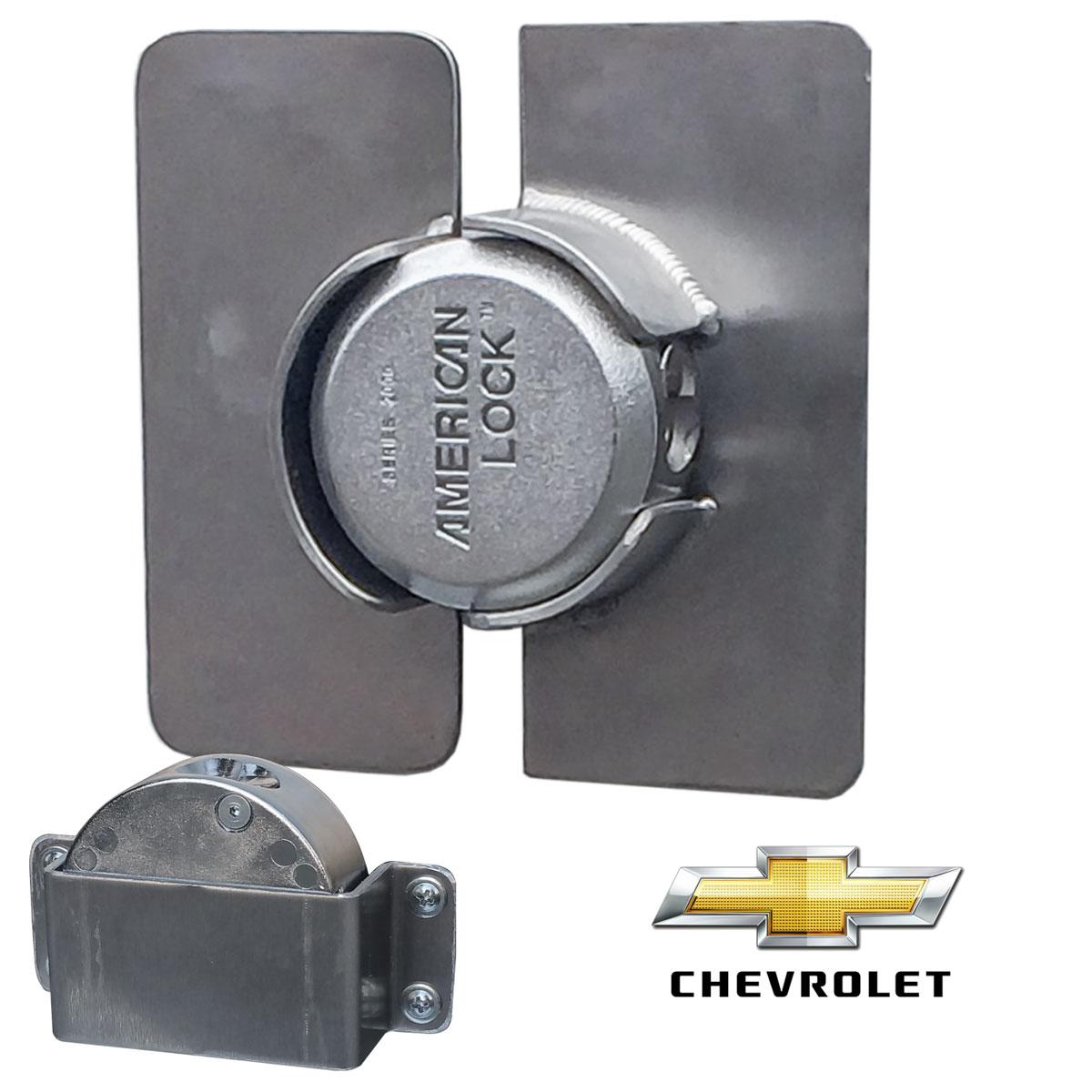 Chevy CargoPuck Lock Kit Side Barn DoorSKU: 170013