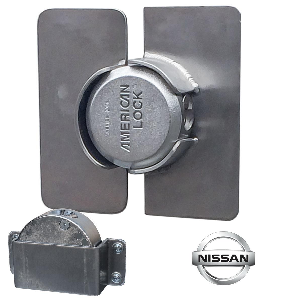 Nissan NVPuck Lock Kit Rear DoorSKU: 170003
