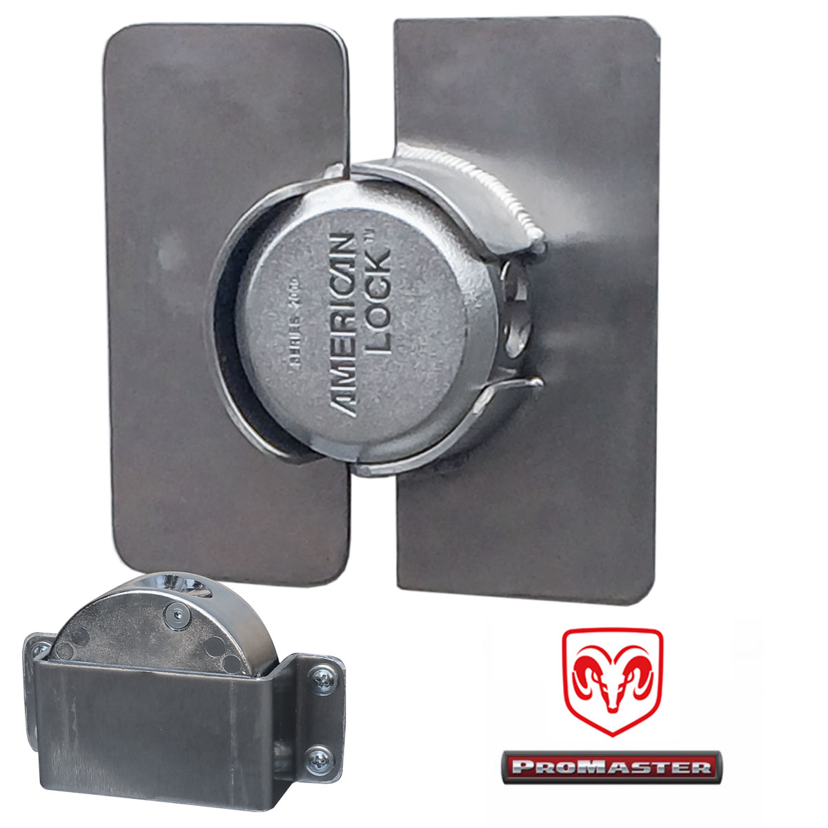 ProMasterPuck Lock Kit Driver DoorSKU: 170023