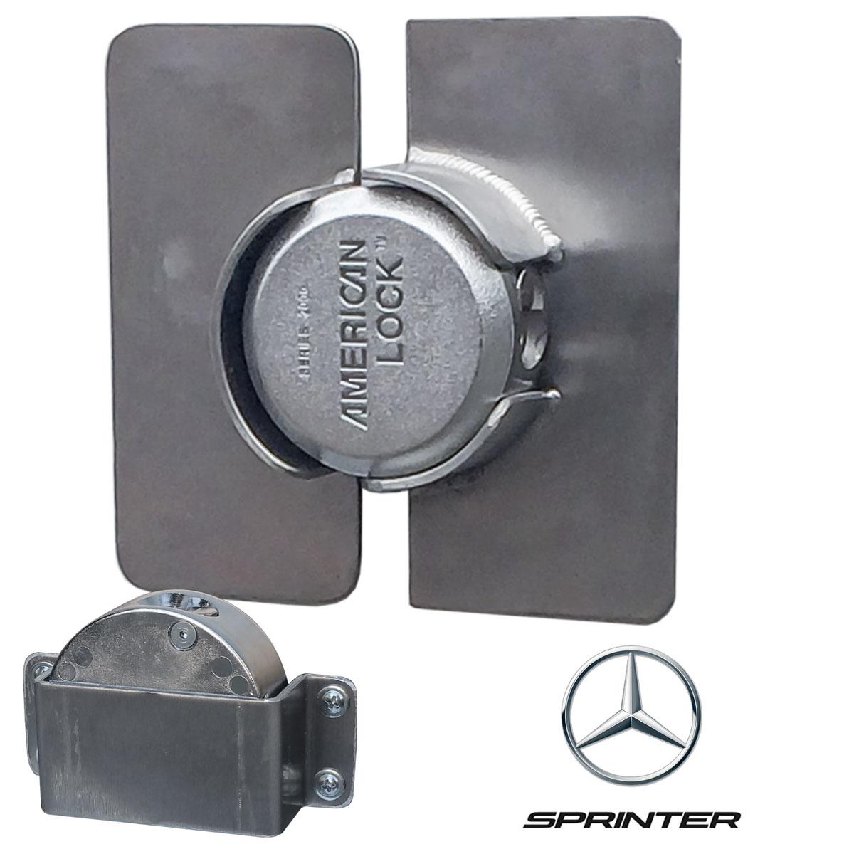 2007 to 2018 SprinterPuck Lock Kit Rear DoorSKU: 170001