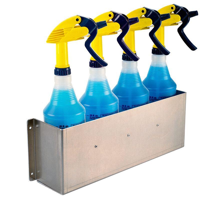 Spray Bottle Tray4 BottlesSKU: 530040