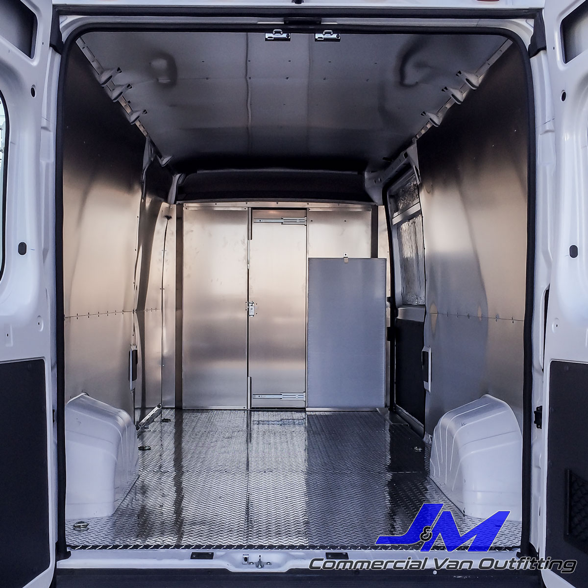 ProMaster Interior Wall PanelsLow Roof 136WB Passenger-side