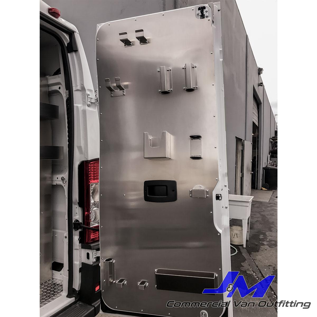 ProMaster Door PanelHigh Roof Rear Full DriverTool MountSKU: 050122