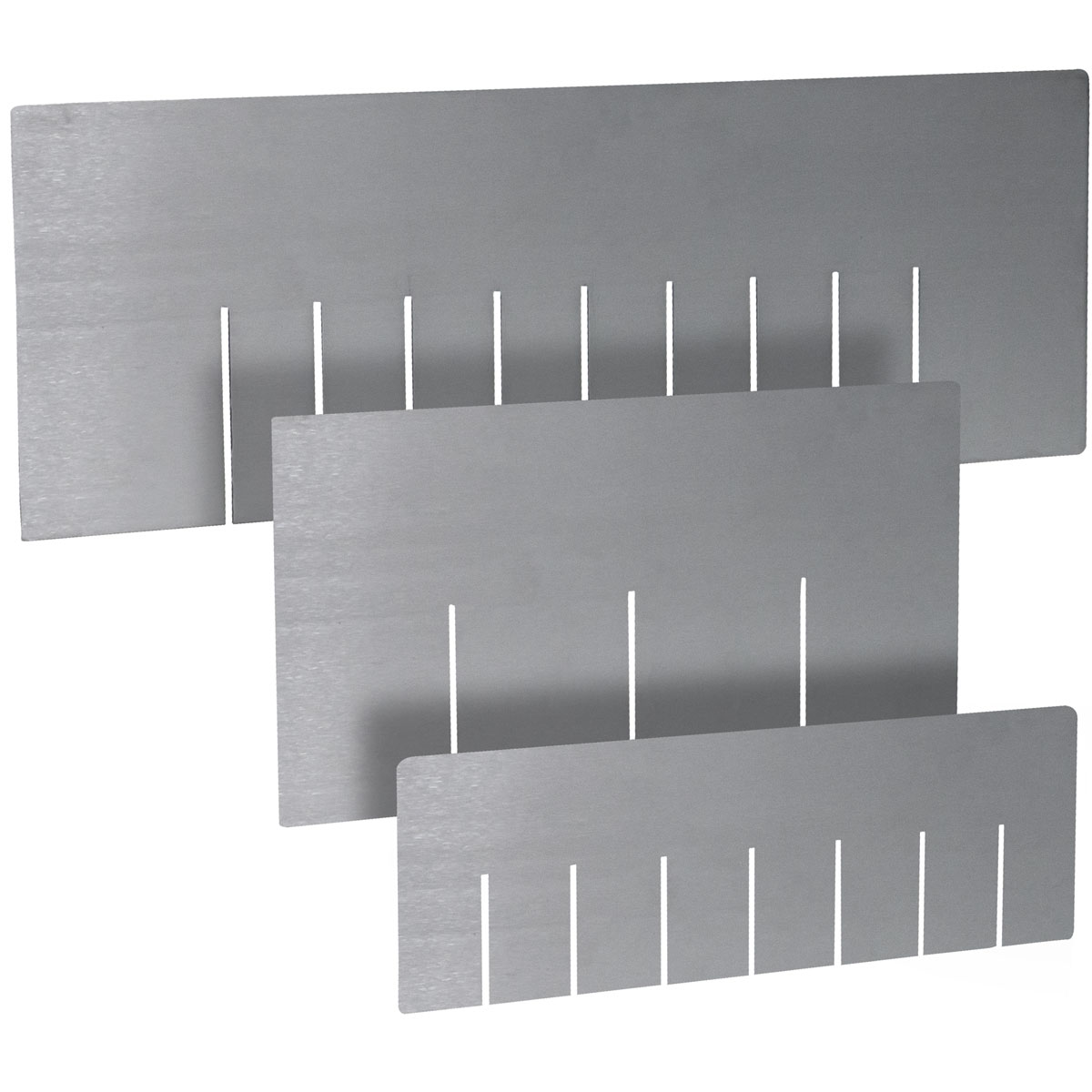 "Long Aluminum Divider20.65"" x 3.63""SKU: 521029"