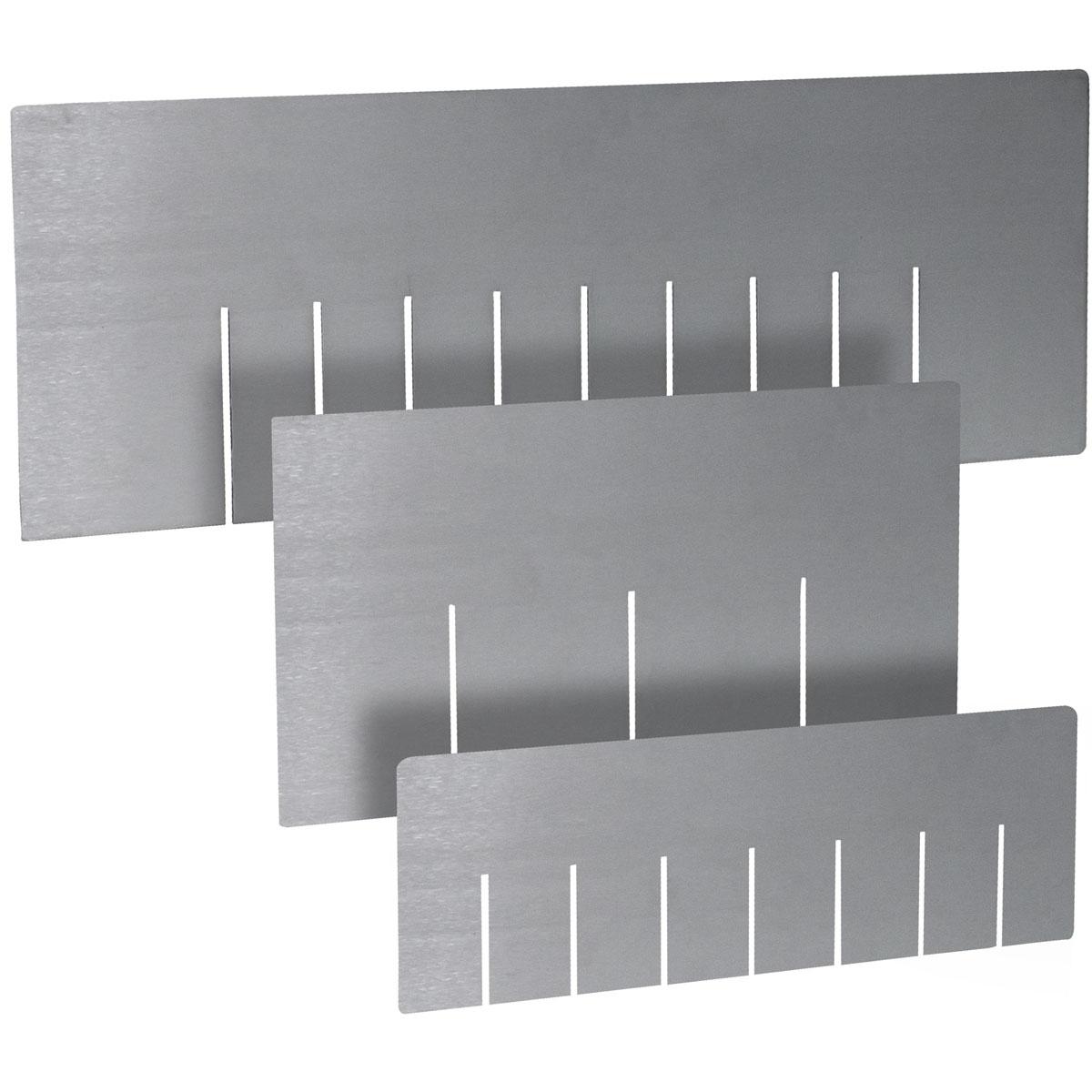 "Long Aluminum Divider15.38"" x 3.38""SKU: 521009"
